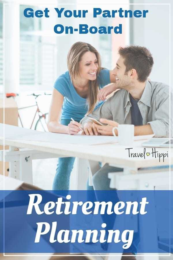 Plan retirement with your partner