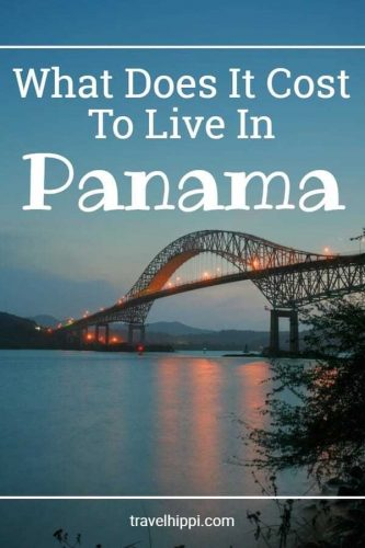 What does it cost to live in Panama #panama #expatlife #costofliving #expat