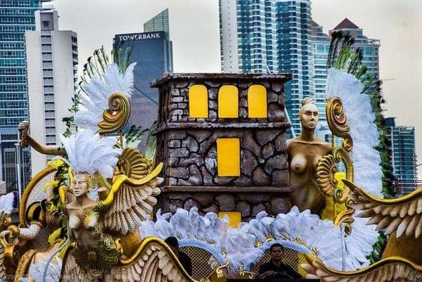Holidays And Festivals In Panama - Carnaval Panama City